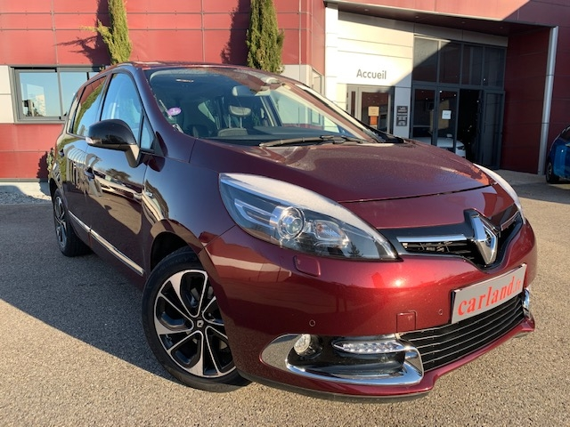 RENAULT - SCENIC III - 1.2 TCE 130CH ENERGY BOSE EURO6 2015 n° 1
