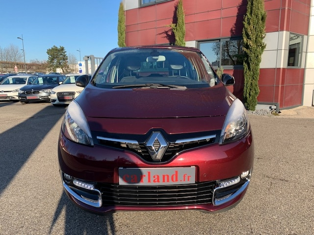 RENAULT - SCENIC III - 1.2 TCE 130CH ENERGY BOSE EURO6 2015 n° 2