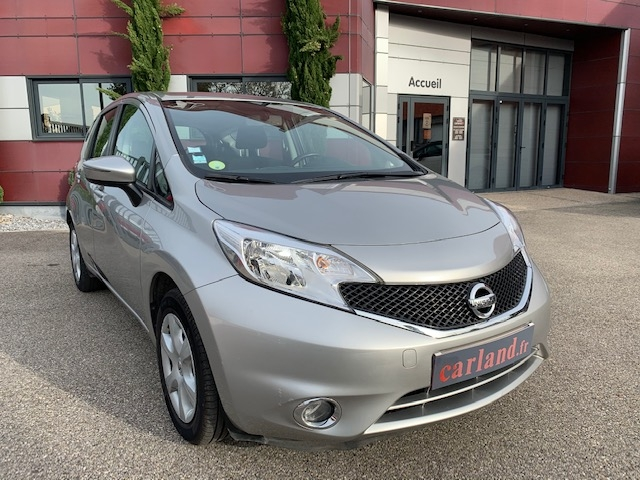 NISSAN - NOTE - 1.5 DCI 90CH BUSINESS EDITION n° 3
