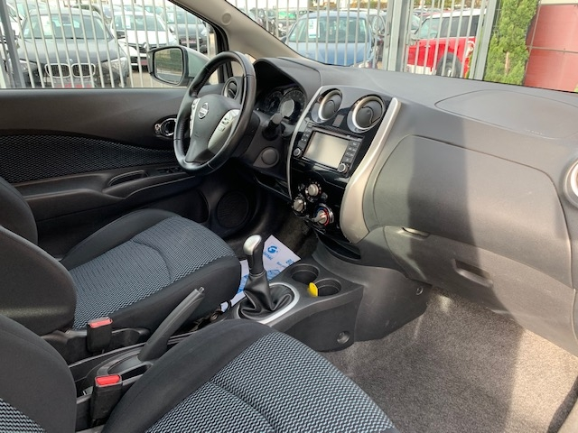 NISSAN - NOTE - 1.5 DCI 90CH BUSINESS EDITION n° 7