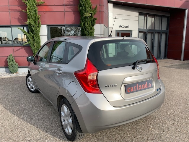 NISSAN - NOTE - 1.5 DCI 90CH BUSINESS EDITION n° 9