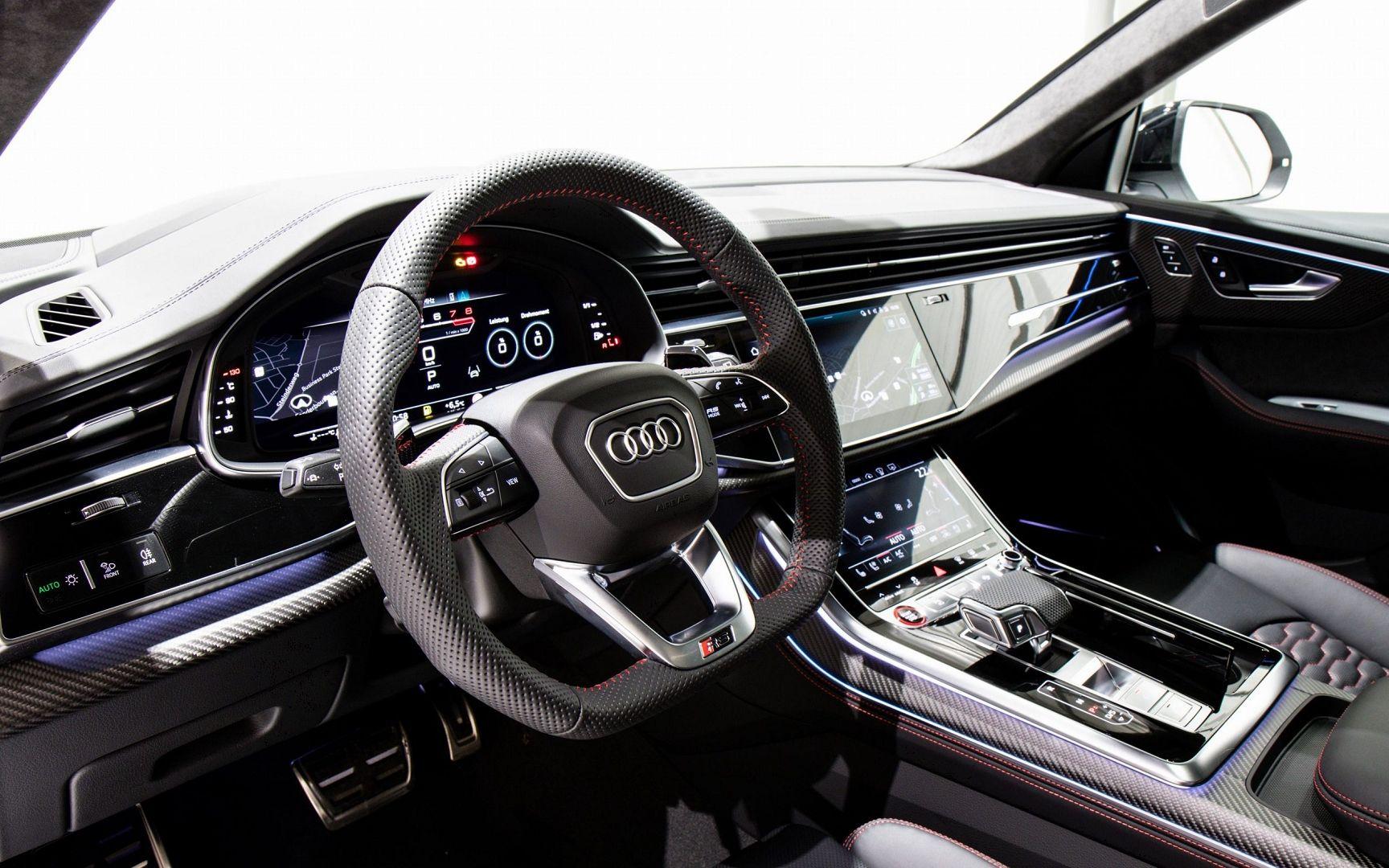AUDI - RS Q8 - 4.0 V8 BITFSI 600CH QUATTRO TIPTRONIC 8 n° 5