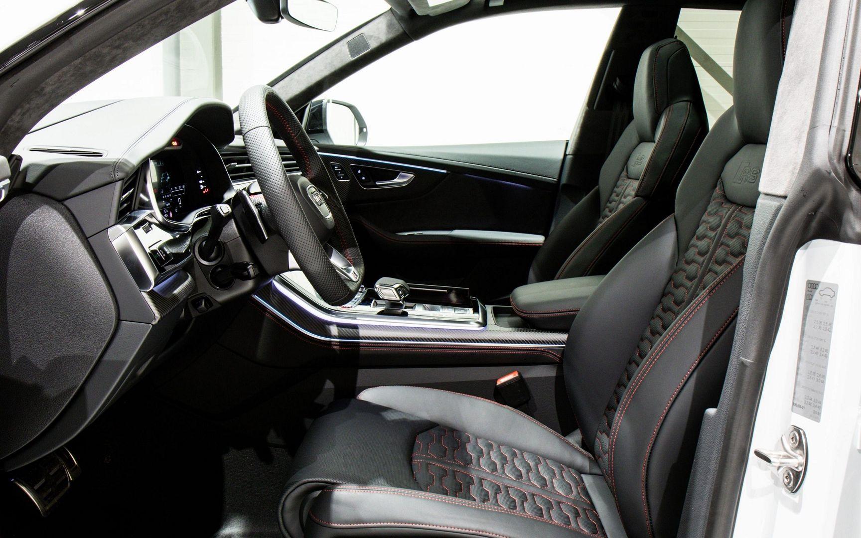 AUDI - RS Q8 - 4.0 V8 BITFSI 600CH QUATTRO TIPTRONIC 8 n° 6
