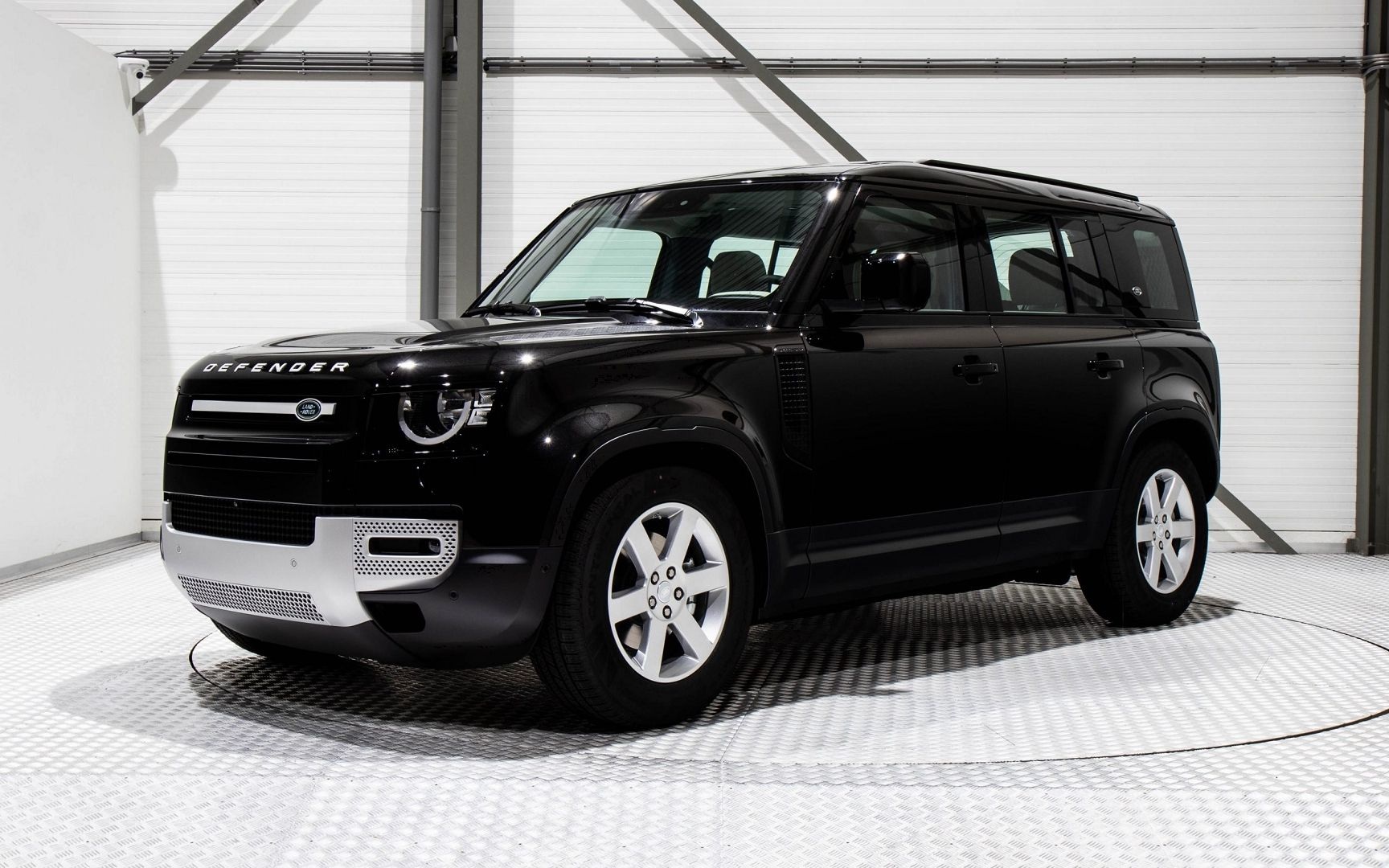 LAND-ROVER - DEFENDER - 110 2.0 D240 FIRST EDITION n° 1