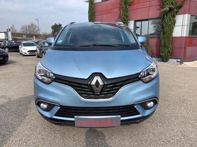 RENAULT - GRAND SCENIC IV - 1.5 DCI 110CH ENERGY BUSINESS 7 PLACES n° 12