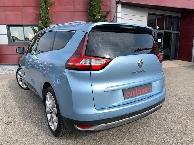 RENAULT - GRAND SCENIC IV - 1.5 DCI 110CH ENERGY BUSINESS 7 PLACES n° 17