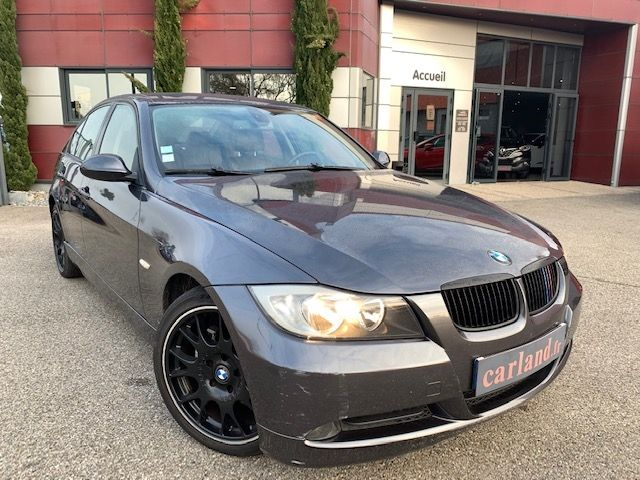 BMW - SERIE 3 - (E90) 320D 163CH LUXE n° 1