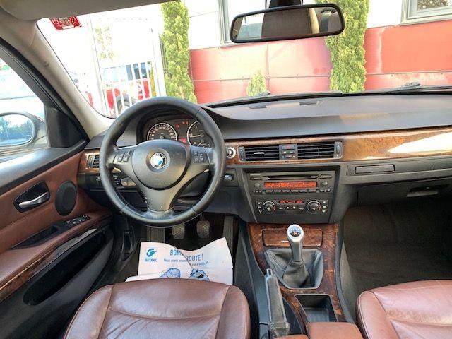 BMW - SERIE 3 - (E90) 320D 163CH LUXE n° 4