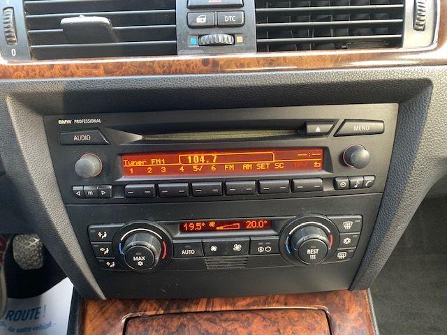 BMW - SERIE 3 - (E90) 320D 163CH LUXE n° 8