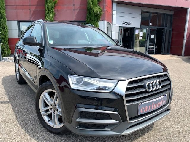 AUDI - Q3 - 2.0 TDI 150CH ULTRA AMBITION LUXE n° 1