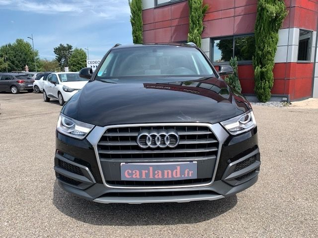 AUDI - Q3 - 2.0 TDI 150CH ULTRA AMBITION LUXE n° 2