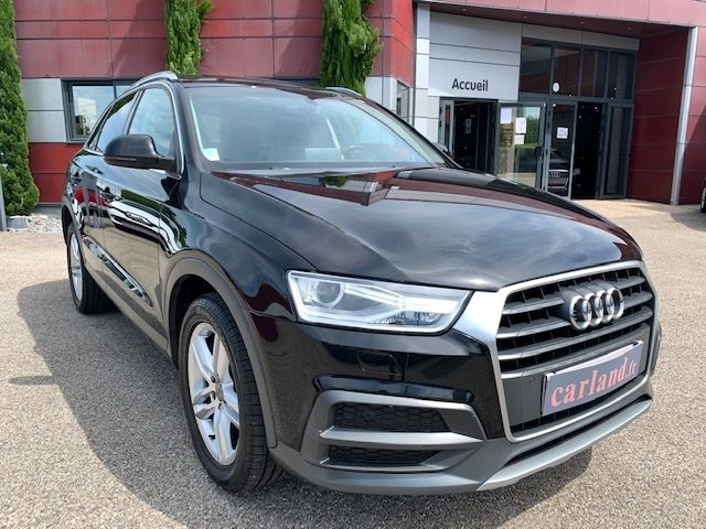 AUDI - Q3 - 2.0 TDI 150CH ULTRA AMBITION LUXE n° 3