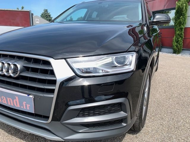AUDI - Q3 - 2.0 TDI 150CH ULTRA AMBITION LUXE n° 4