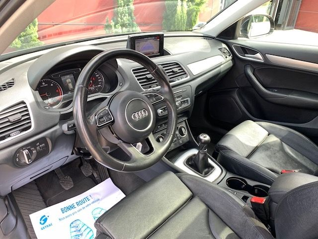 AUDI - Q3 - 2.0 TDI 150CH ULTRA AMBITION LUXE n° 8