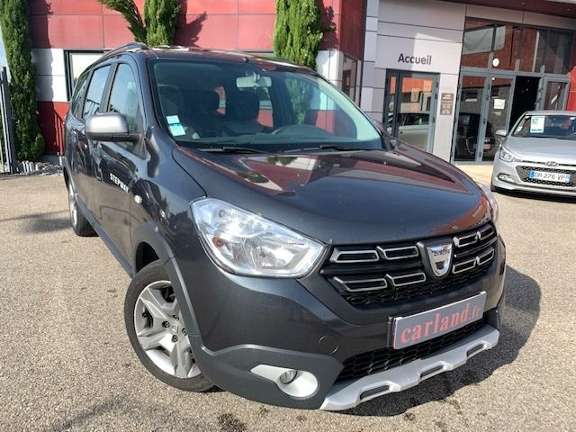 DACIA - LODGY - 1.5 DCI 110CH STEPWAY 7 PLACES n° 1