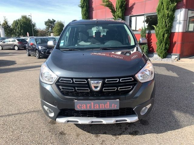 DACIA - LODGY - 1.5 DCI 110CH STEPWAY 7 PLACES n° 2