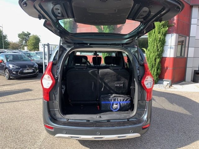 DACIA - LODGY - 1.5 DCI 110CH STEPWAY 7 PLACES n° 8
