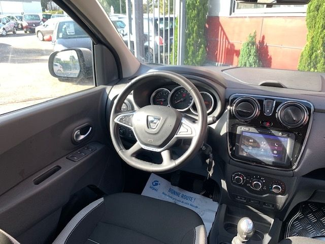 DACIA - LODGY - 1.5 DCI 110CH STEPWAY 7 PLACES n° 13