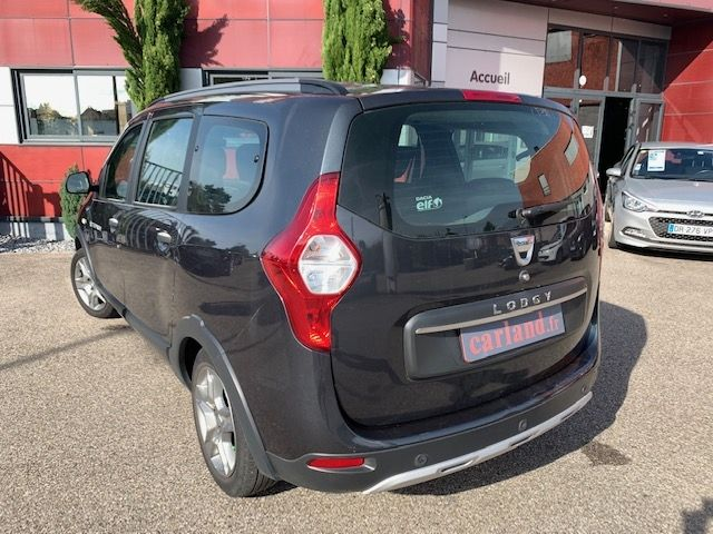 DACIA - LODGY - 1.5 DCI 110CH STEPWAY 7 PLACES n° 15