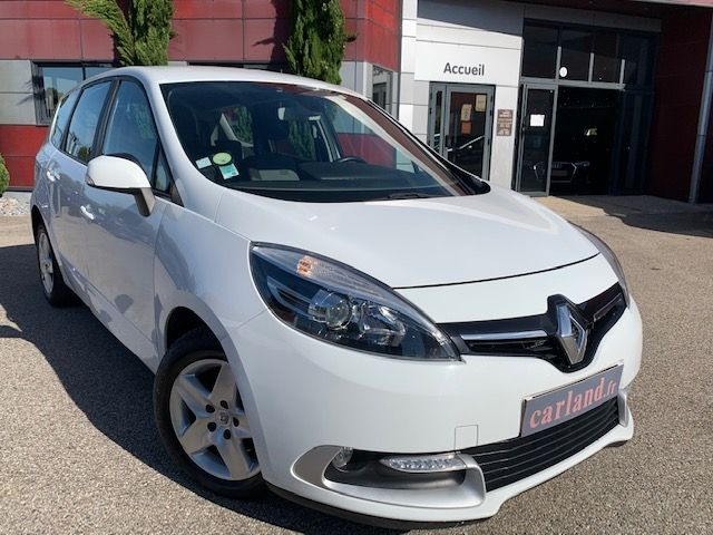 RENAULT - GRAND SCENIC III - 1.6 DCI 130CH ENERGY BUSINESS ECO² 7 PLACES n° 1